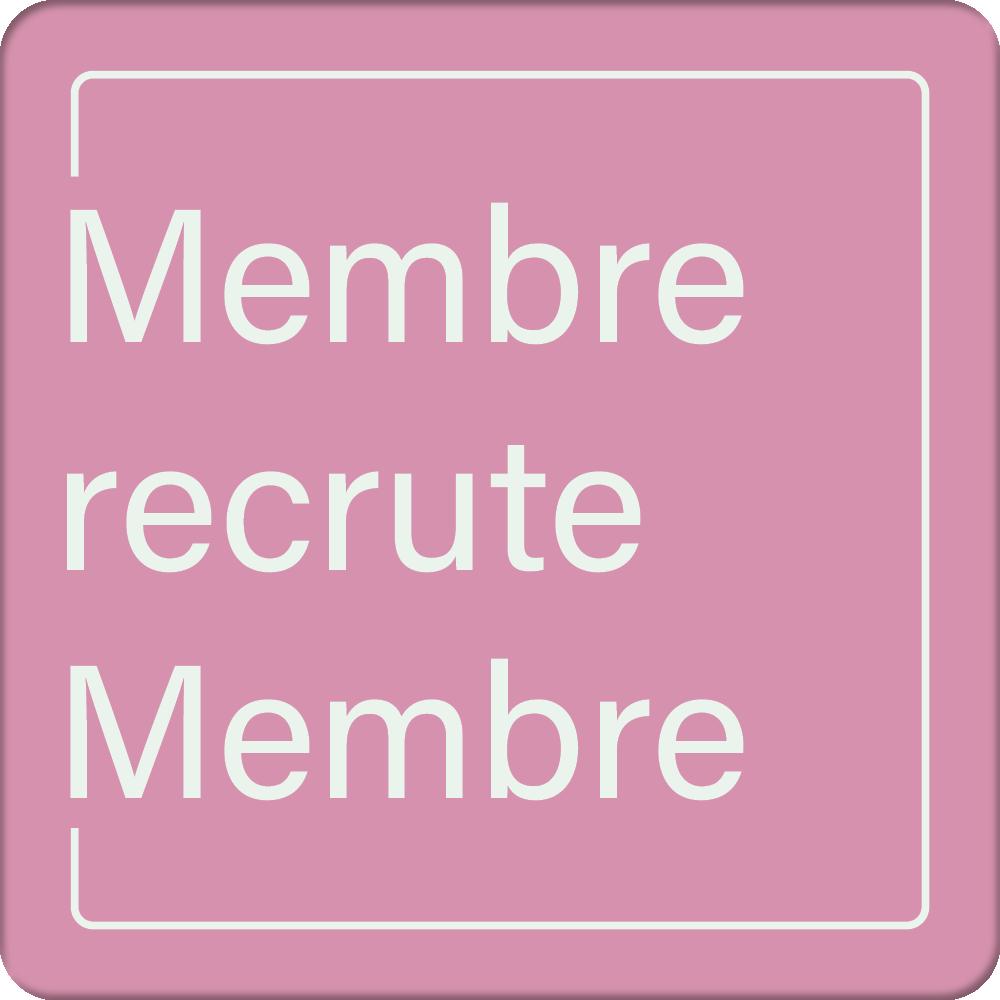 ASAMV - Membre recrute Membre