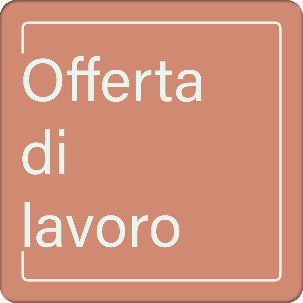 ASAMV - Offerta di lavoro