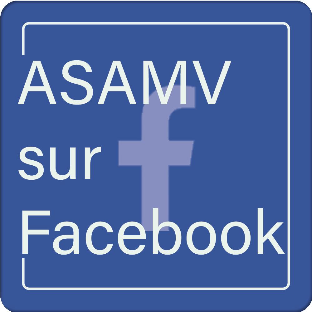 ASAMV sur Facebook